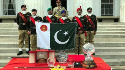 Pakistan Army wins international military competition