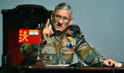 Peace must be given chance in Jammu & Kashmir: Indian Army Chief