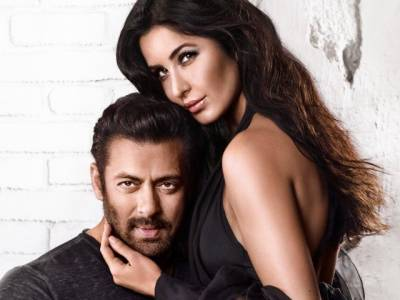 Salman Khan - Katrina Kaif in hot waters