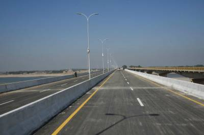 1728KM road projects completed in Sindh