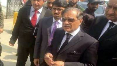 CJP visits Fountain House, Lahore
