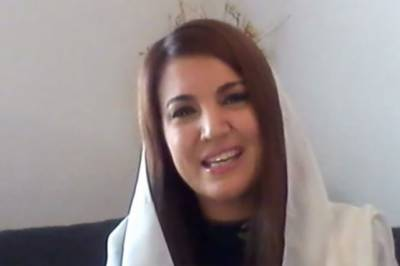Disgruntled Reham Khan declares Imran Khan as security risk for Pakistan