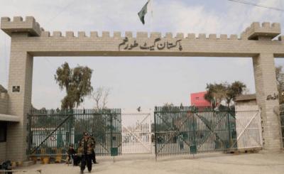 Pak-Afghan forces exchange eid greetings as goodwill gesture