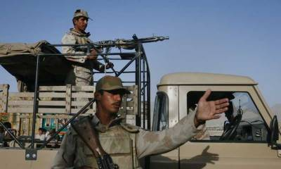 Quetta: 3 Levies personnel martyred in firing incident