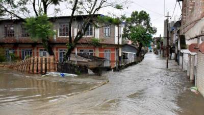 Rains and floods claim 11 lives in India