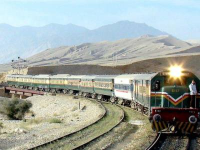 Work on circular train project to start 2019 in KP under CPEC