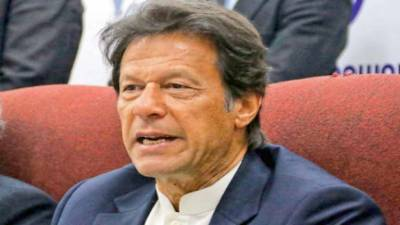 Imran Khan under fire over feminism remarks