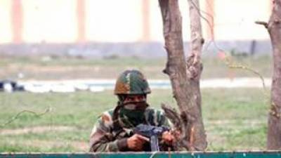 Indian military ten soldiers killed, wounded in an ambush