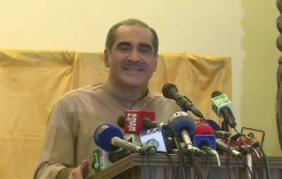 Khawaja Saad Rafique lashes out at Imran Khan