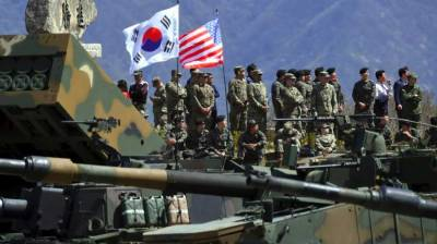 S Korea, U.S. to announce suspension of major military drills this week