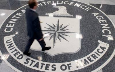 CIA official arrested over spying charges