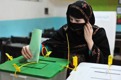 First woman to contest polls from Kurram Agency denies having dual nationality