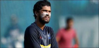 ICC suspends Sri Lankan captain Dinesh Chandimal
