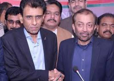 MQM factions join hands once again