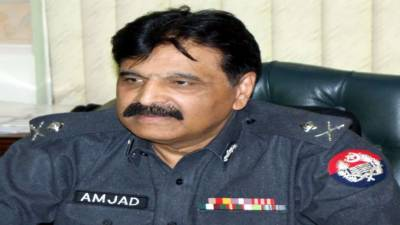 Police to ensure holding of elections in peaceful manner: IG Sindh