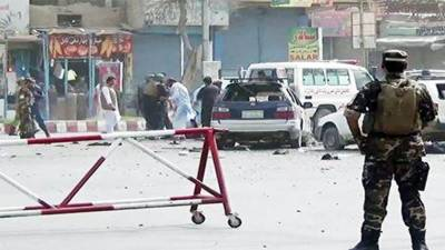 Suicide blast kills 18 in Afghanistan