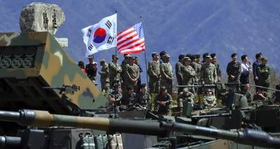 US, S. Korea agree to suspend joint military exercise