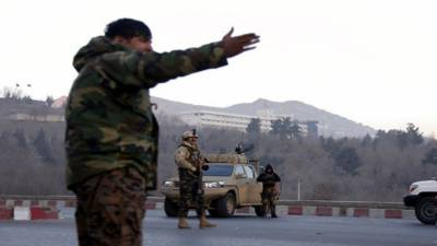 Afghanistan: Six security personnel killed in Taliban attack