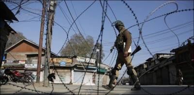 Governor Rule imposed in Occupied Kashmir
