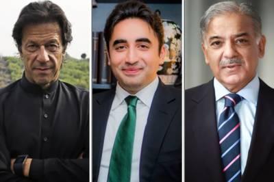 Imran, Bilawal, Shehbaz confirmed for election battle in Karachi