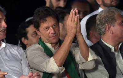 Imran Khan cleared to run for Lahore's NA-131