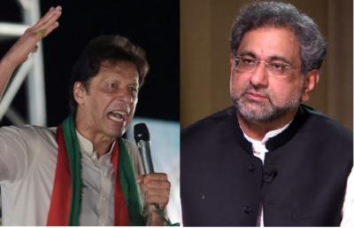 Islamabad's NA-53: Imran Khan and Shahid Khaqan Abbasi's nomination papers rejected