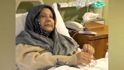 Kalsoom Nawaz on ventilator for indefinate period : Hussain Nawaz