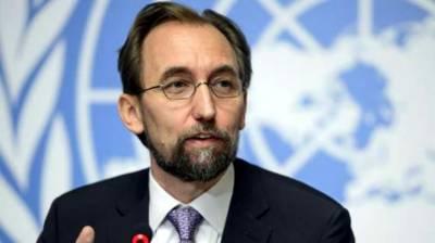 Kashmiri delegation thanks Zeid for his role in release UN report on Kashmir