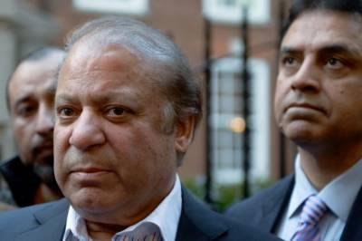 Nawaz Sharif hints at longer stay in London