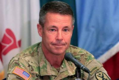 Pakistan Russia supporting Taliban in Afghanistan: US General
