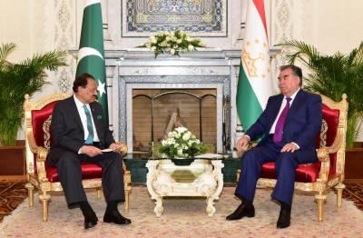 Pakistan, Tajikistan agree to enhance bilateral trade