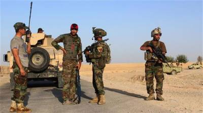 90 security personnel killed in Afghanistan clashes