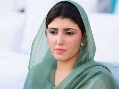 Ayesha Gulalai reveals her favourate leader