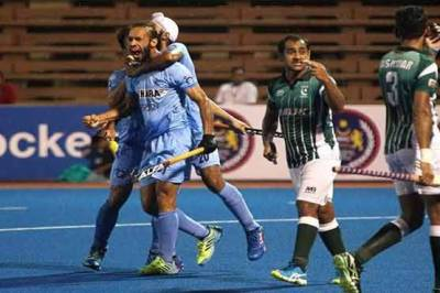 India crushes Pakistan in opening match of Hockey Champions Trophy