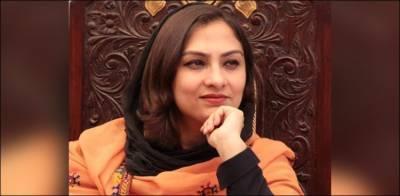 Marvi Memon gets the shock
