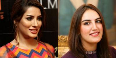 Mehwish Hayat responds to the criticism from Bakhtawar Bhutto