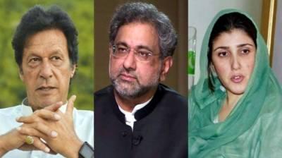 NA-53: RO rejects Imran, Khaqan & Gulalai's nomination papers