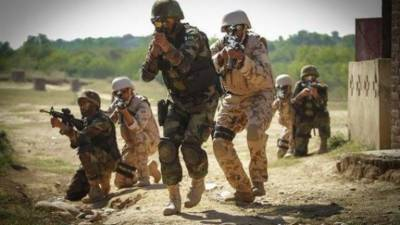 Pakistan Army two soldiers martyred, six terrorists killed in an IBO: ISPR