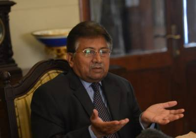 Pervez Musharraf resigns as chief of APML
