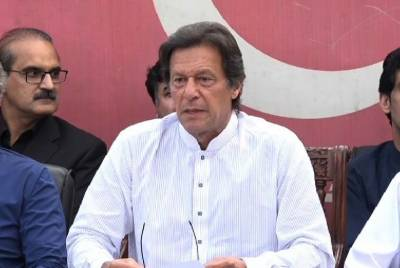 PTI Multan workers end sit-in after talks with Imran Khan