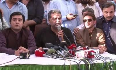 Shehbaz, Hamza promised me NA-133 ticket: Zaeem Qadri