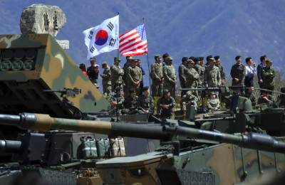 US, South Korea indefinitely suspends military exercises: Pentagon