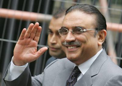 CPEC was idea of President Asif Zardari, startling revelation made by Chinese envoy