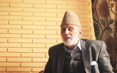 APHC leader Ashraf Sehrai demands India to release illegally arrested Kashmiri leaders