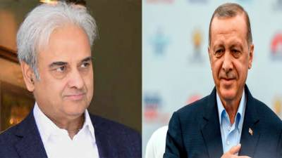 Caretaker PM greets Turkish President on his election victory