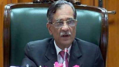 CJP urges experts to share proposals to initiate construction of dams