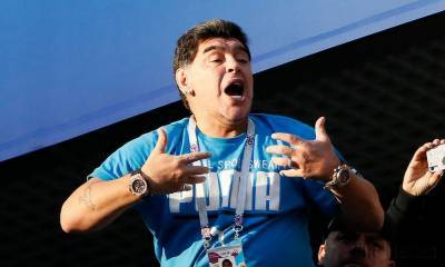Diego Maradona offers $10,000 reward over his death report news source