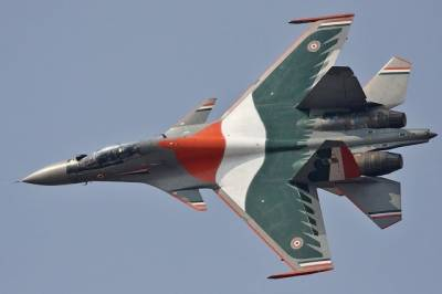 Indian Military's most advanced fighter jet crashes