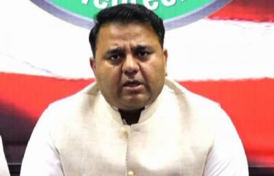 PTI spokesperson Fawad Chaudhry out of election race