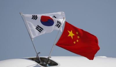 South Korea, China discuss ways to increase cooperation